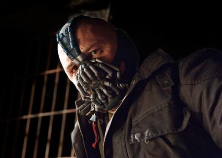 Bane Tom Hardy The Dark Knight Rises