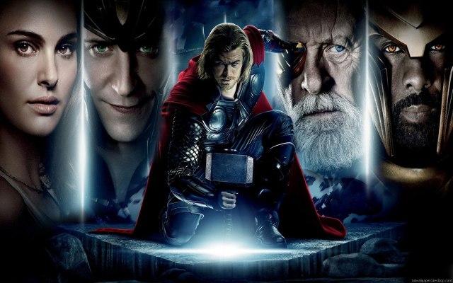 thor 2011 cast