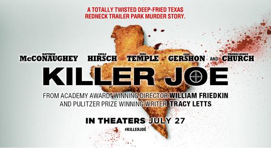 Risultati immagini per killer joe poster