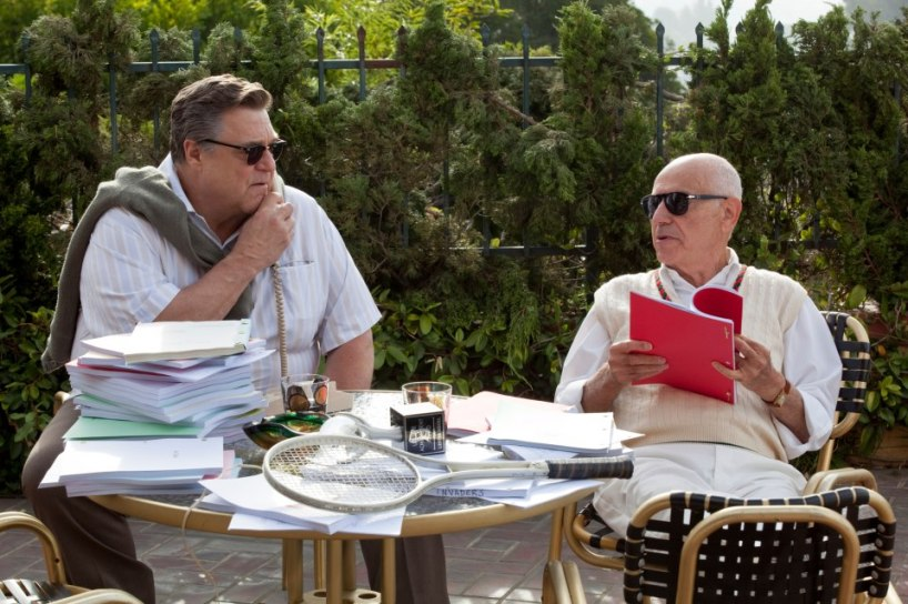Alan Arkin and John Goodman