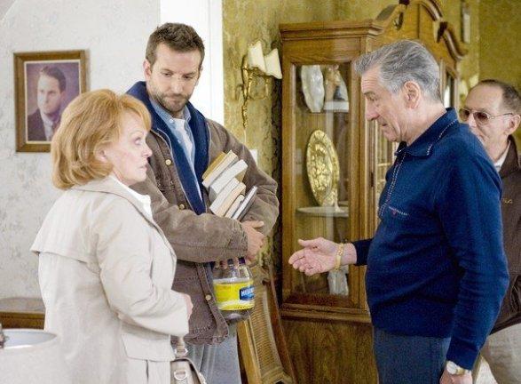 Jacki Weaver and Robert de Niro