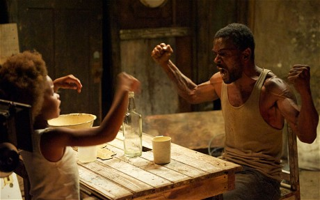 Beasts of the Southern Wild Henry and Wallis