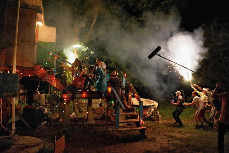 Filming Beasts of the Southern Wild