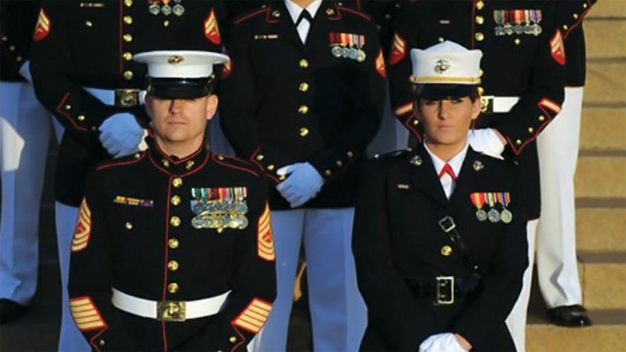 Arianain Marines The Invisible War