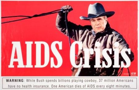 Political AIDS ad