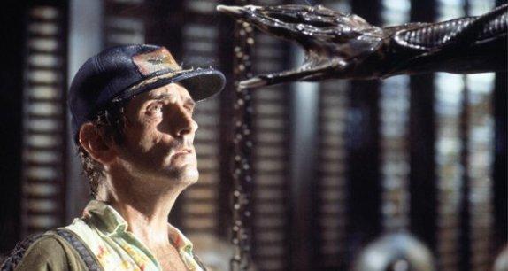 Brett's original death Alien