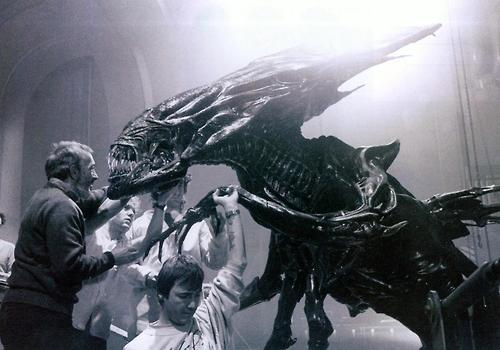 The making of Aliens