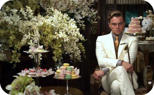 Leo Dicaprio as Gatsby