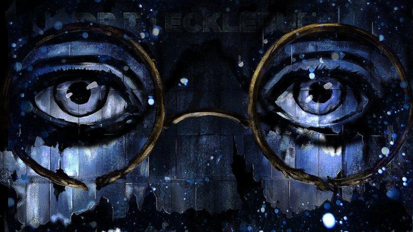 The eyes in Gatsby