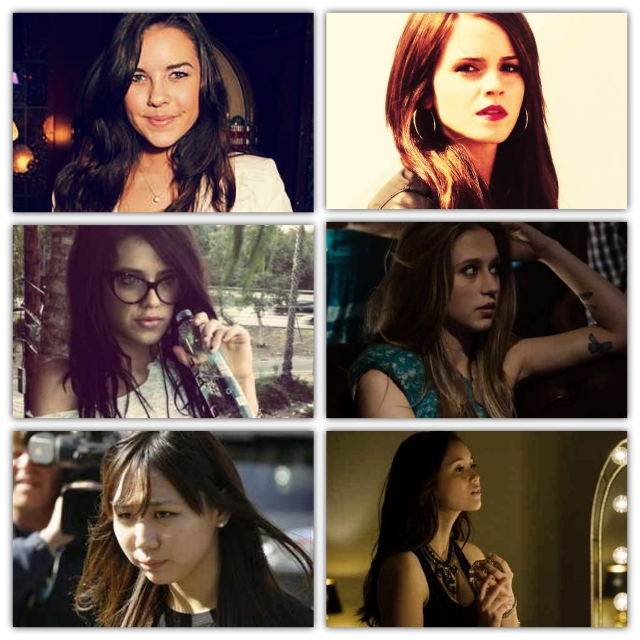 Bling Ring Suspects and Actors