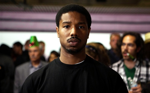Michael B Jordan Fruitvale Station