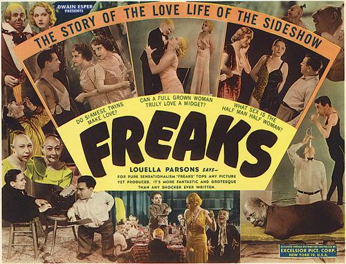 Freaks 1932