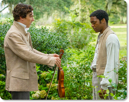 Ford and Solomon 12 Years a Slave