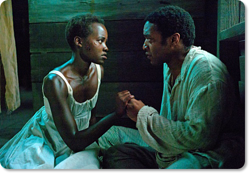 Patsey and Solomon 12 Years a Slave