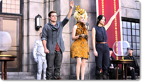 Hunger Games Catching Fire Reaping