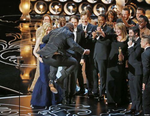 12 Years a Slave Oscar Win