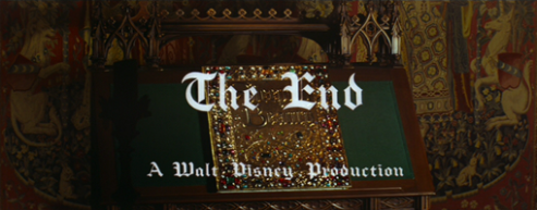 Sleeping Beauty Closing Credit