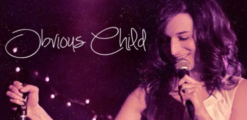 Obvious Child 2014 Banner