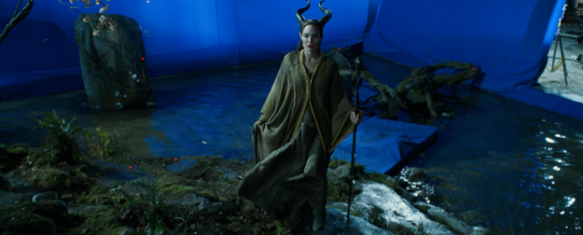 Maleficent Behind the Scenes