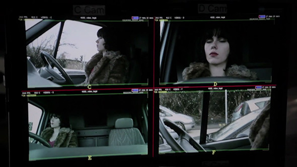 Under the Skin behind the scenes