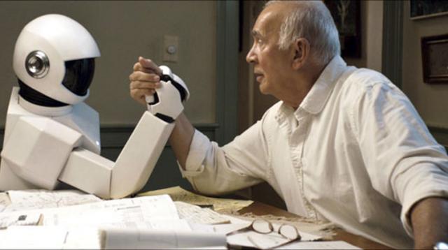 Frank Langella in Robot & Frank
