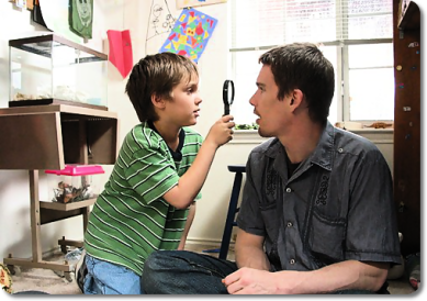 Boyhood Movie