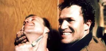 """Michael Rooker as nomadic murderer Henry in """"Henry: Portrait of a Serial Killer"""""""