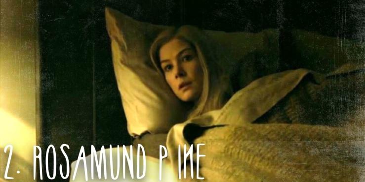 Rosamund Pike Gone Girl