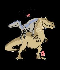 Jurassic World art