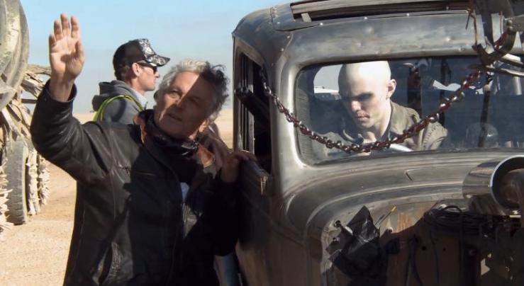 Mad Max Fury Road George Miller