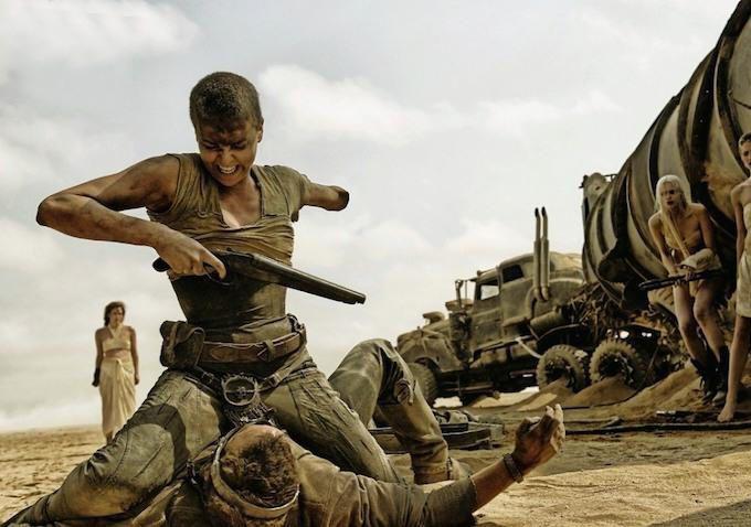 Mad Max Fury Road Furiosa