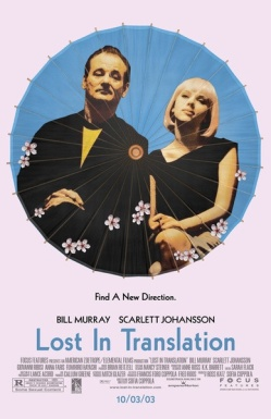 Lost in Translation Alternative Poster