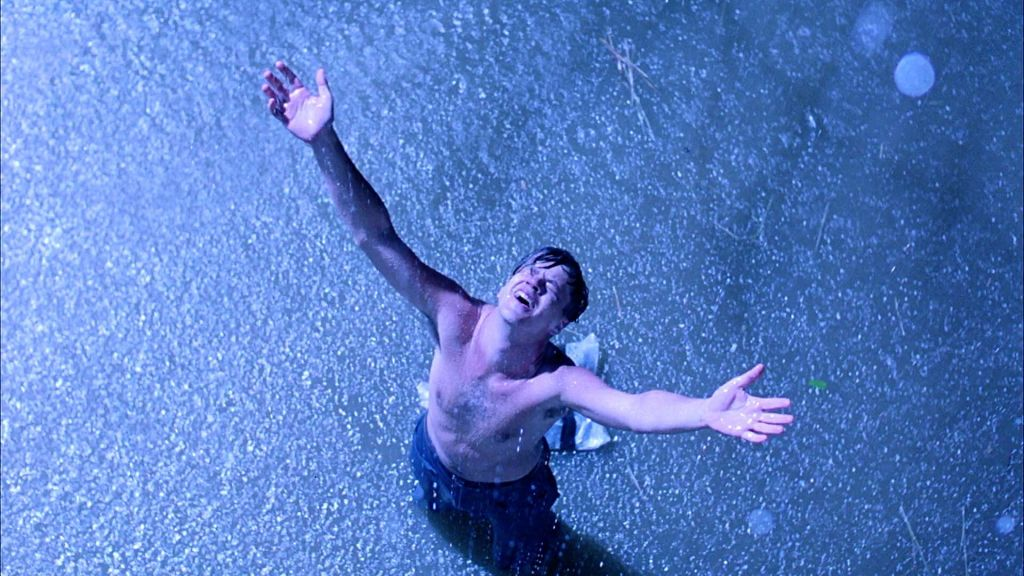 Shawshank Redeption Ending