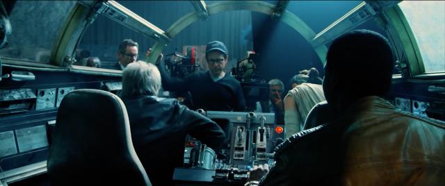 JJ Abrams the force awakens