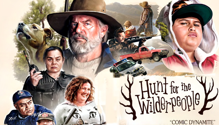 Hon na pačlověky / Hunt for the Wilderpeople (2016)