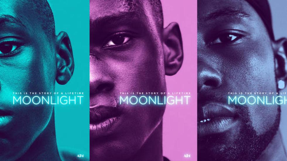 Moonlight 2016 posters