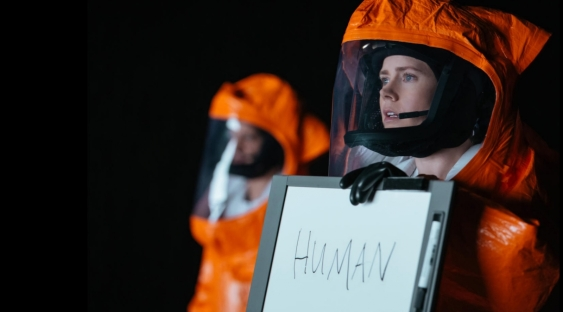Amy Adams Arrival