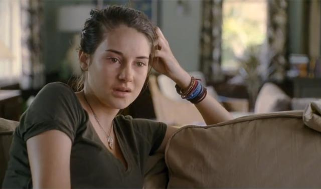 Shailene Woodley for The Descendants