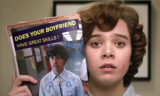 the edge of seventeen napoleon dynamite