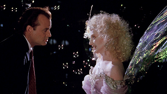 My Favorite Things About Scrooged – On the Screen Reviews