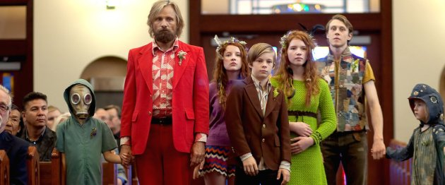 Captain Fantastic funeral
