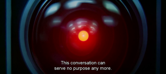 2001 a space odyssey quote