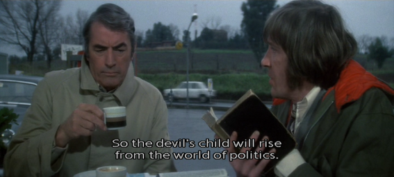 the omen quote