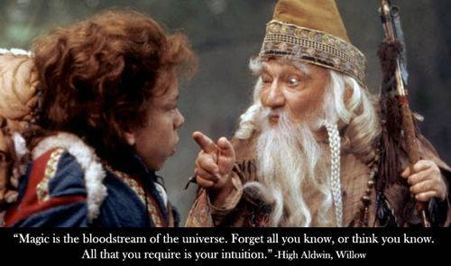 willow movie quote