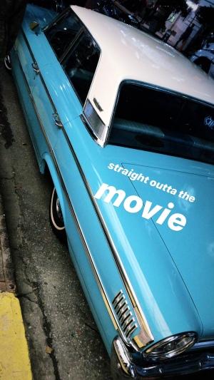 Green Book 2018 Movie Car