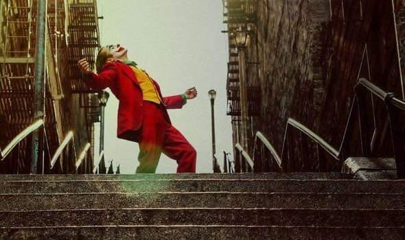 Joker 2019 dance scene