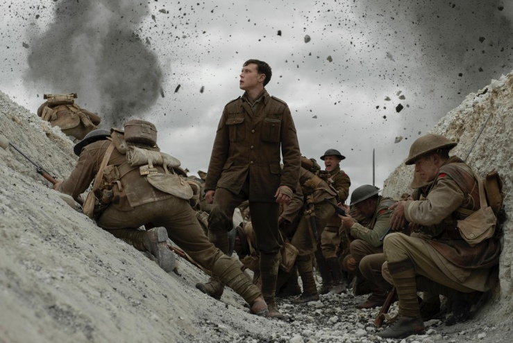 Is 1917 Movie the best movie of 2019?